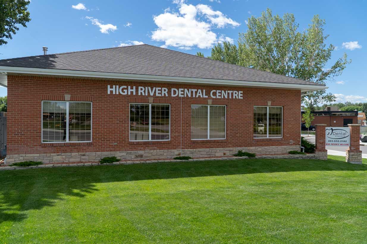 High River Dental Centre | High River Dentist | Exterior Building