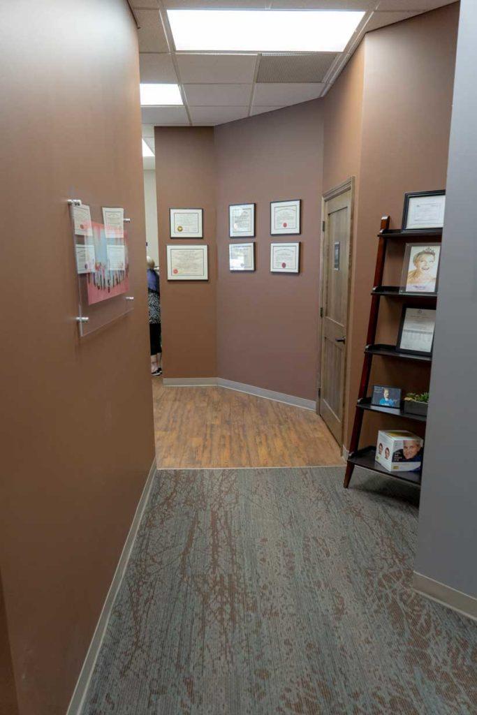 High River Dental Centre | High River Dentist | Hallway