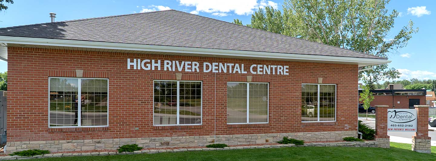 High River Dental Centre Exterior | High River, Alberta