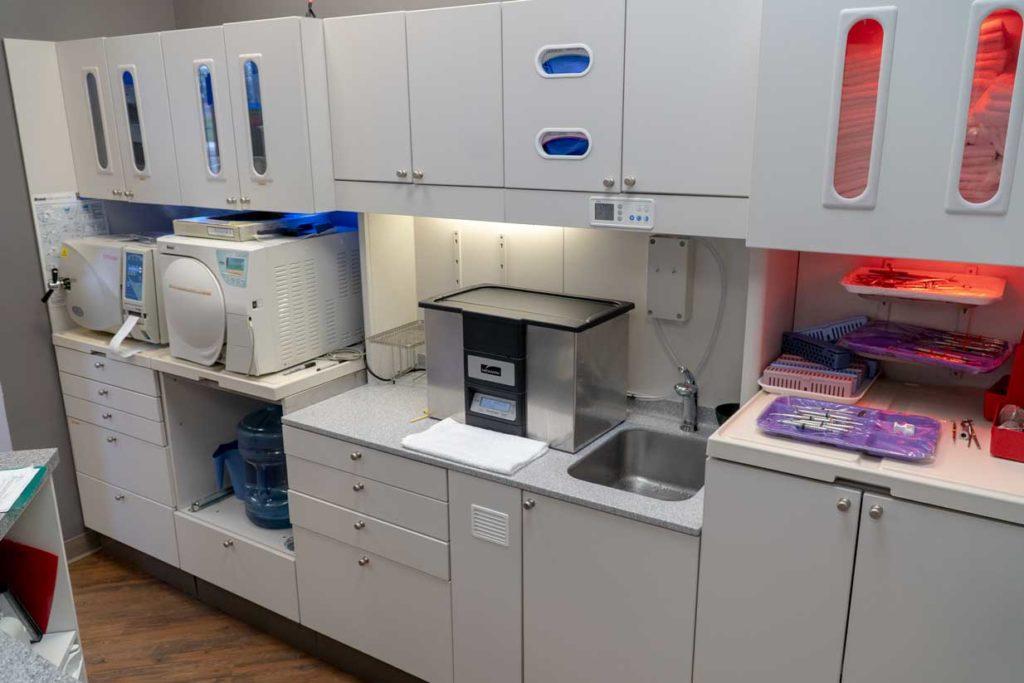 High River Dental Centre | High River Dentist | Sterilization Area