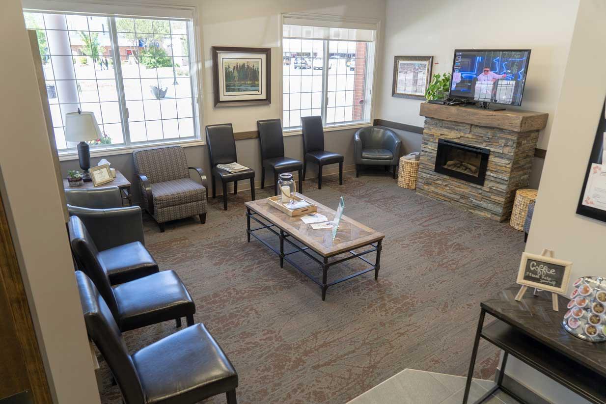 High River Dental Centre | High River Dentist | Waiting Area